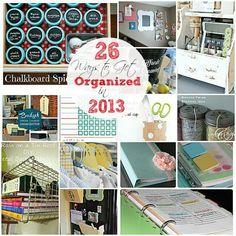 26 organizational ideas