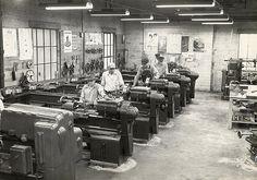 1940 Machine Shop