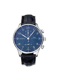 Price:$6512.00 #watches IWC IW371438, One of the first oversized watches on the market, the original Portuguese wristwatch was conceived in 1938. In the traditional IWC fashion, the styling of this watch is classically simple with clean lines and functional design. Step inside and you will find a powerful, reliable movement. Sleek styling and flawless technology - a combination IWC does best.