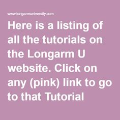 Listing of machine quilting tutorials by Longarm University Quilting Rulers, Longarm Quilting, Free Motion Quilting, Quilting Tips, Quilting Tutorials, Quilting Classes, Quilting Room, Patchwork Quilting, Machine Quilting Tutorial