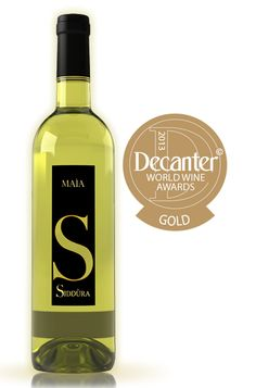 MAIA DECANTER GOLD MEDAL