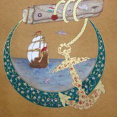 Emine Sultan Diy And Crafts, Arts And Crafts, Persian Motifs, Islamic Patterns, Turkish Art, Islamic Calligraphy, Islamic Art, Painted Rocks, Eminem