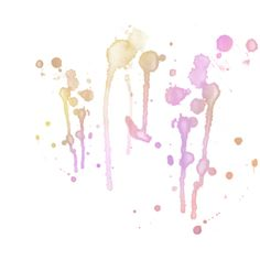 watercolor splashes ❤ liked on Polyvore featuring splash, art, paint and effects