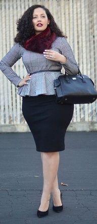 Forever 21 Faux Fur Stole, Vintage D Skirt , Michael Kors Bag
