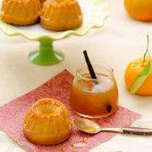 Bizcochuelos de Mandarina