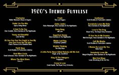 The perfect playlist for a Gatsby themed after party Prohibition Party, Speakeasy Party, 1920s Speakeasy, Great Gatsby Party, Nye Party, Oscar Party, Ma Baker, 1920s Theme, 1920 Theme Party