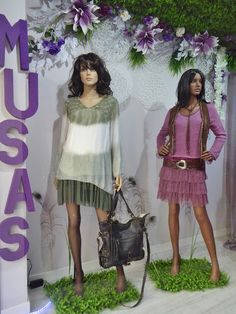 Adoquines y Losetas.: Musas