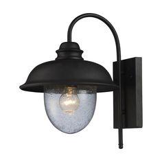 Ying 1-Light Outdoor Barn Light & Reviews   AllModern