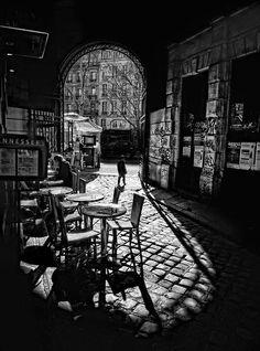 Un bain de soleil by Eric Drigny