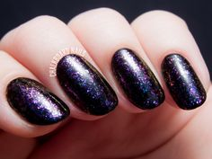 I Love Nail Polish Ultra Chrome Flakies - Complete Collection Swatch  LUNA