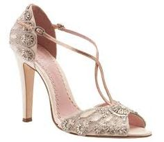 vintage wedding shoes - Google Search
