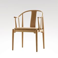 The China Chair designed by Hans Wegner, in 1944. also here…