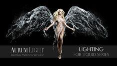 Lighting For Liquid Series - AurumLight. More info on the AurumLight Blog: http://blog.aurumlight.com/2012/10/08/lighting-for-liquids/  A Vi...