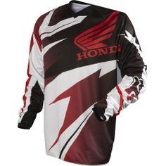 Honda Motorcycle Officially Licensed Fox HC Men s Motocross Off-Road Dirt  Bike Motorcycle e89bb30eb