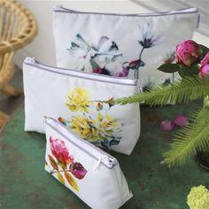Couture Rose Fuchsia Medium Washbag
