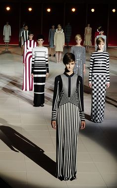 High Contrast - Marc Jacobs Spring 2013