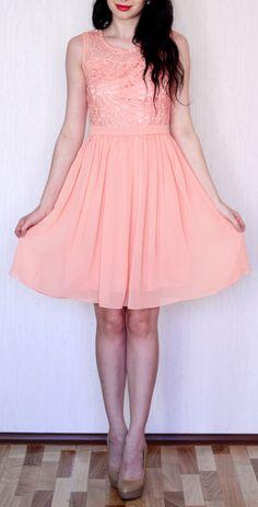 Round Collar Sleeveless Women's Club Dress