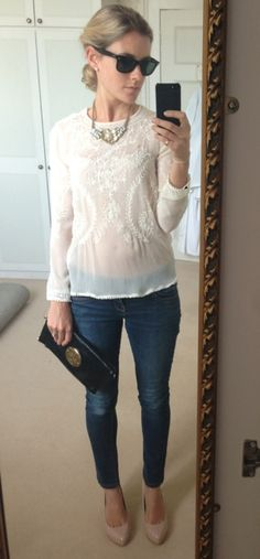 Great Outfit for Casual Friday or Dinner Out