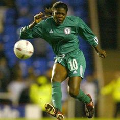 Akide-Udoh vow, my kids can't play for Nigeria