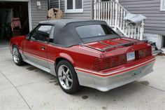 Richard Smole of Windsor, ON, Canada, Still Loves His '87 Mustang Cobra GT Convertible (Yes, a Cobra!)