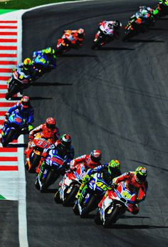 First win in Moto GP for Andrea Iannone, first win for Ducati since the 2010 Australian GP with Casey Stoner (Photo l Michelin)