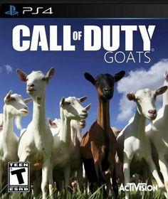 Call of Duty Goats