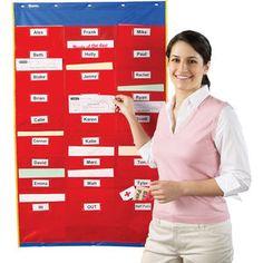 Organization Station® Pocket Chart