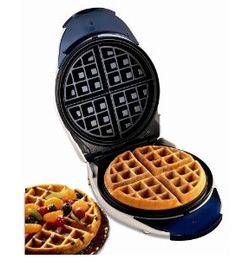 Useful Christmas Gifts For Her: Kitchen Small Appliances - Proctor-Silex Durable Belgian Waffle Baker