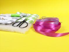 Szybka dekoracja wielkanocna - jak uszyć materiałowe jajka? + film