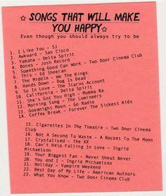 Happy music, porquoi non?