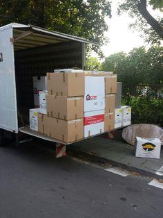 Kolejna przeprowadzka na terenie Warszawy. Przetransportowaliśmy kilkaset kilogramów. Wszystko odbyło się szybko i bezpiecznie.