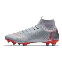 Ανδρικό Ποδοσφαιρικό παπούτσι για σκληρές επιφάνειες Nike Mercurial Superfly VI Pro FG - AH7368-060 Cool Football Boots, Cr7 Messi, Girls Soccer Cleats, Superfly, Nike, Stuff To Buy, Shoes, Fashion, Football Boots