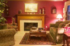 Living Room in California!