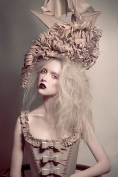Phoenix Magazine May 2012 | Holly F | Catherine Harbour | Hair: Klare Wilkinson