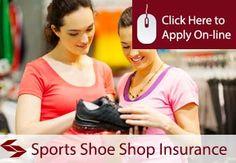 Sports Shoe Shop Insurance