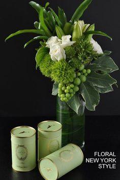 Fresh Flower Arrangement: