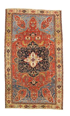 A Heriz carpet, Northwest Persia | Lot | Sotheby's