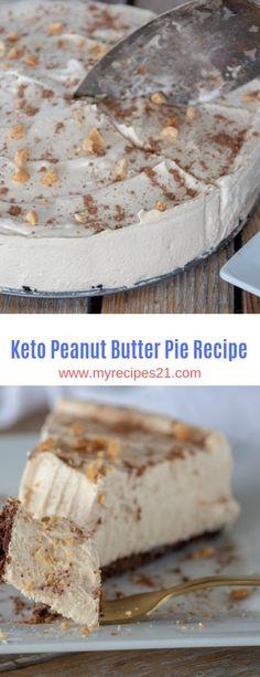 Keto Peanut Butter Pie Rezept # Dessert # Keto # Peanut Butter # Pie, Keto-Erdnussbutter-Kuchen-Rezept Keto # Erdnussbutter # Pie Source by pruber , Keto Foods, Ketogenic Recipes, Ketogenic Diet, Desserts Keto, Keto Friendly Desserts, Keto Snacks, Low Carb Deserts, Low Carb Sweets, Keto Cheesecake