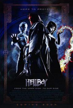 HELLBOY (2004) Dir: Guillermo Del Toro