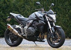 Honda CB1000R With AKRAPOVIC