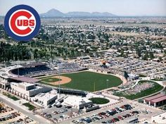 MLB Spring Training - Many of the country's major league baseball teams call Arizona's Cactus League home for Spring Training camps. See your favorite team pre-season.