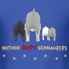 Luv My Schnauzers!