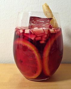 Sangria Recipes With A Twist   Summer Spice Sangria