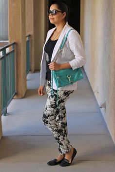 Paus lil bits of Chic ♥: Black and White: Florals