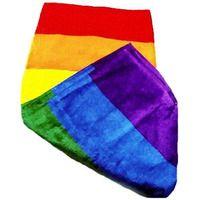 Rainbow Pride LGBT Gay & Lesbian - Beach Towel
