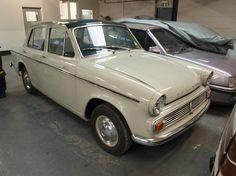 1964 Hillman Minx Series 5 : Lot 133