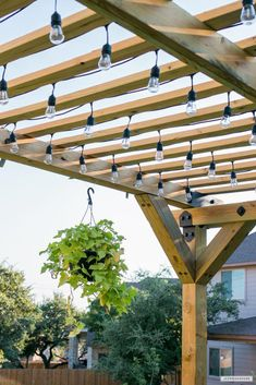 How to build a DIY pergola with Simpson Strong-Tie outdoor accents ., How to build a DIY pergola with Simpson Strong-Tie outdoor accents How to build a DIY pergola with Simpson Strong-Tie outdoor accents There are plenty of issues that. Diy Pergola, Building A Pergola, Pergola Canopy, Deck With Pergola, Wooden Pergola, Outdoor Pergola, Diy Patio, Backyard Patio, Backyard Landscaping