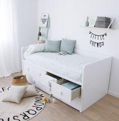 Llum cama compacta