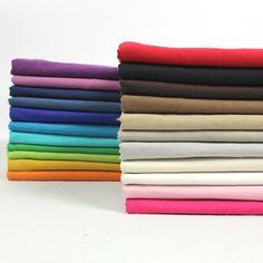 Free Shipping Plain hemp solid color linen cloth  hemp cloth fabric diy handmade for patchworks, crafts, toys,140cm Width