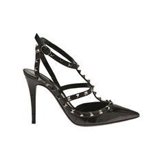 Valentino Leather sling back heel Valentino1141
